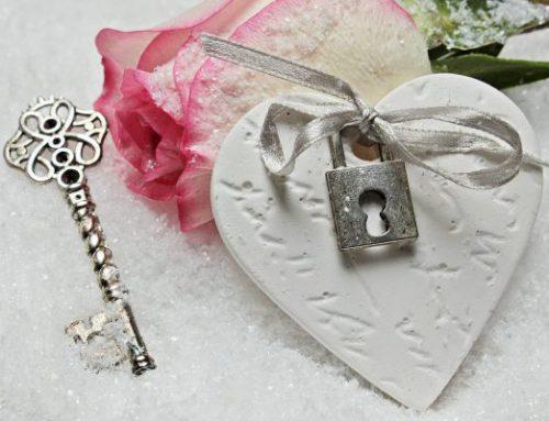 Kärlek och glädje